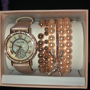 Jewelry - watch & bracelets